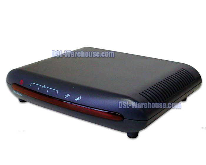 DCE 5204AV-MR 4-Port Modem Router ADSL2+ / VDSL2 Combo
