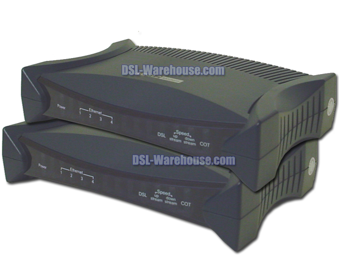 DCE 5204V-BM High Speed Extended Reach VDSL2 Bridge Modem 2Pack