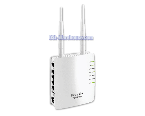 DrayTek Vigor AP 800 Wireless 802.11n Access Point with PoE
