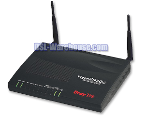 DrayTek Vigor 2910G Dual WAN Wireless Broadband Security Router