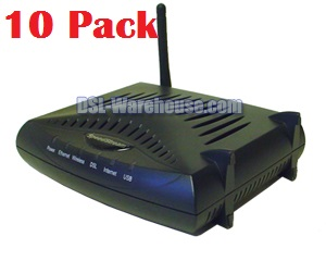 Efficient Networks SpeedStream 6520 Wireless Residential Gateway 10-PK