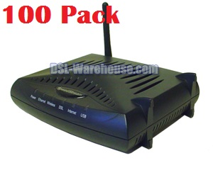 Efficient Networks SpeedStream 6520 Wireless Residential Gateway 100-PK