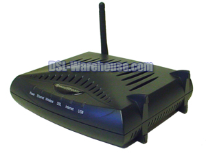 Efficient Networks SpeedStream 6520 Wireless Residential Gateway
